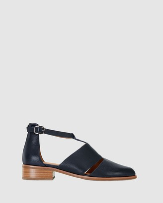 Easy Steps - Women's Navy All Pumps - Jocelyn - Size One Size, 38 at The Iconic