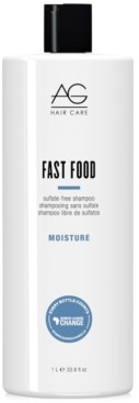 AG Hair Fast Food Sulfate-Free Shampoo, 33.8-oz, from Purebeauty Salon & Spa