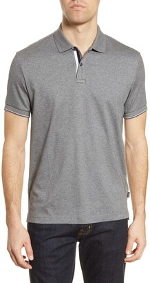 HUGO BOSS Parlay Short Sleeve Polo Shirt
