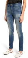 Treasure & Bond Women's High Waist Skinny Jeans