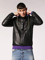 Diesel Leather jackets 0LARI - Black - L