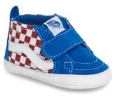 Vans Infant Girl's 'Sk8-Hi' Crib Sneaker