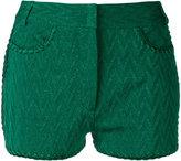 Missoni knitted shorts - women - Viscose/Cupro/Polyester/Silk - 38
