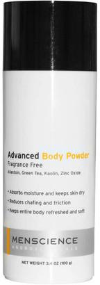 Menscience Advanced Body Powder