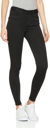 Noisy May Women's Nmlucy Nw Power Shape Jeans Ba076 Noos Slim