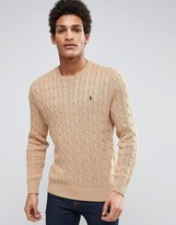 Polo Ralph Lauren Crew Jumper Cable Knit