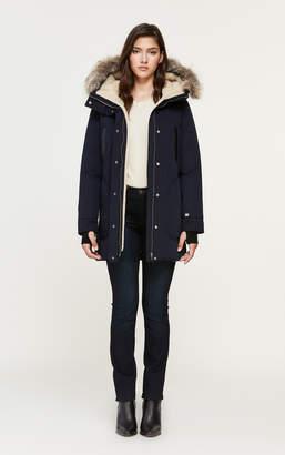 Soia & Kyo SAUNDRA mid-length classic down coat