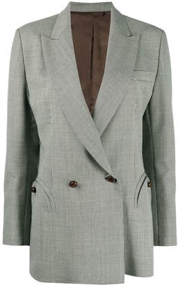 BLAZÉ MILANO Kentra Tomboy double breasted blazer