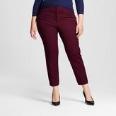 Merona Women's Plus Size Modern Ankle Pants