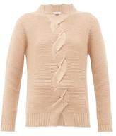 Max Mara Albania Sweater - Womens - Camel