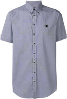 DSQUARED2 checked shirt - men - Cotton - 46