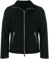 Armani Jeans padded zip jacket