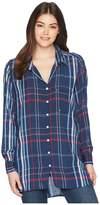 Mountain Khakis Jenny Tunic Shirt Women's Blouse