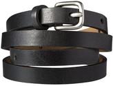 Merona Women's Skinny Belt - Black