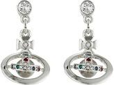 Vivienne Westwood New Petite Orb Earrings