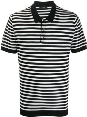 Joseph Striped Polo Shirt