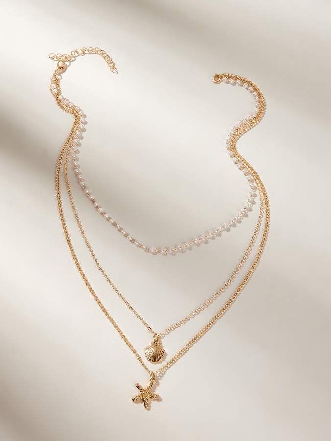 4fe2a626b2 Multi Layer Necklace - ShopStyle