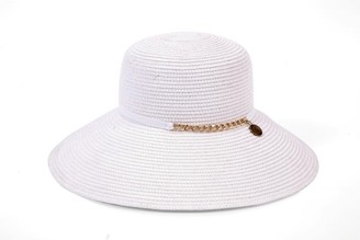 Physician Endorsed Women's Aria Large Brim Sunhat Packable Adjustable and UPF Rated