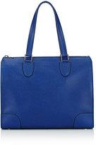 Valextra Women's Babila Bag-BLUE