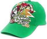 Dolce & Gabbana Super King logo baseball cap