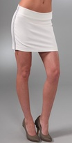 Diane von Furstenberg Mini Zip Skirt