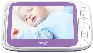 Bt Video Baby Monitor 6000 with Snuza Hero MD Bundle