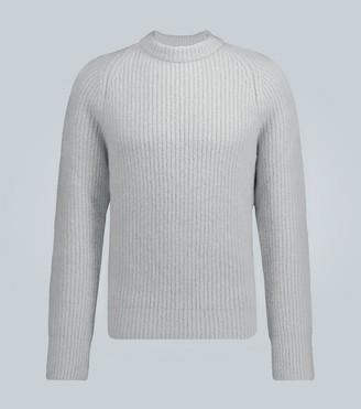 Our Legacy Heavy Chunk rib knit sweater