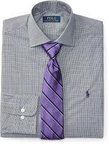 Polo Ralph Lauren Regent Glen Plaid Dress Shirt