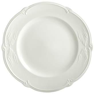 Gien Rocaille White Round Platter
