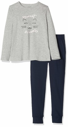 Name It Girl's 13173286 Pyjama Set