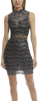 Nightcap Clothing Met Dixie Lace Cutout Dress