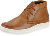Ben Sherman Vaughn Leather Lace-Up Sneaker