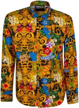 Versace Jungle Baroque Shirt