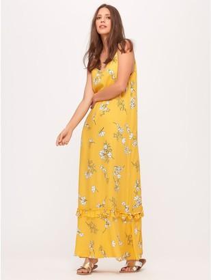 M&Co JDY floral maxi dress