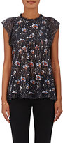 Ulla Johnson Women's Clover Silk Georgette Top