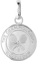 Links of London Wimbledon crossed rackets sterling silver charm