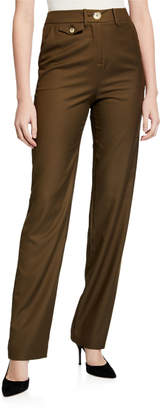 Roxy Anna Quan Straight-Leg Pants