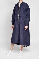 Kenzo Coat with Cotton
