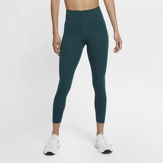 Nike Women's Mid-Rise 7/8 Tights One Luxe