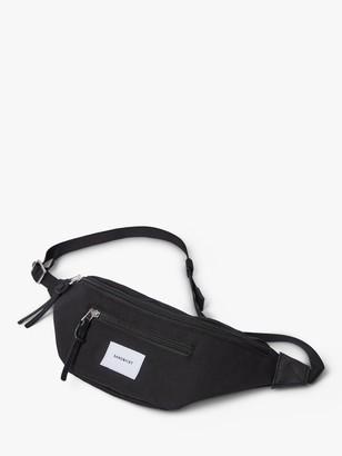 SANDQVIST Aste Bum Bag, Black