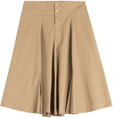 Closed Cotton Skirt