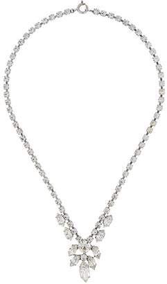 Susan Caplan Vintage 1960s Swarovski crystal necklace