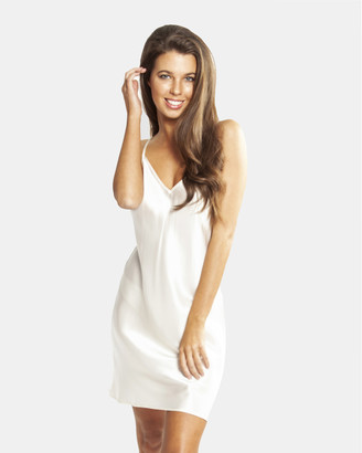 Love And Lustre Silk Chemise