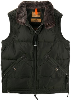 Parajumpers Zipped Up Gilet