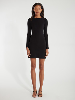 Billie The Label Jane Long Sleeve Mini Dress