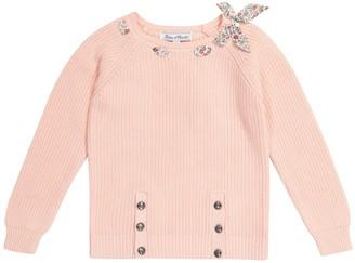 Tartine et Chocolat Cotton sweater