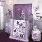 Lambs & Ivy Lambs and Ivy Butterfly Lane 5-pc. Crib Bedding Set