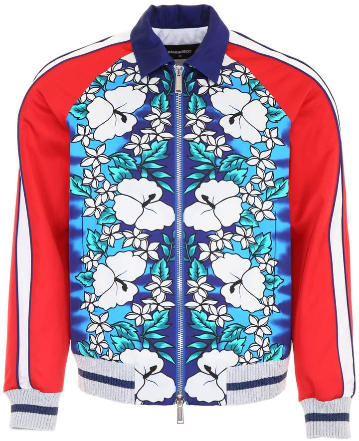 DSQUARED2 Multicolor Jacket