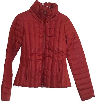 Max & Co. Red Jacket for Women