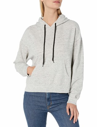 Monrow Women's Slouchy Pullover Hoody